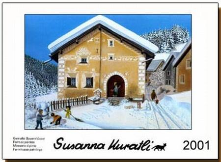 Calendar 2001